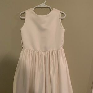 Flower girl / pageant dress